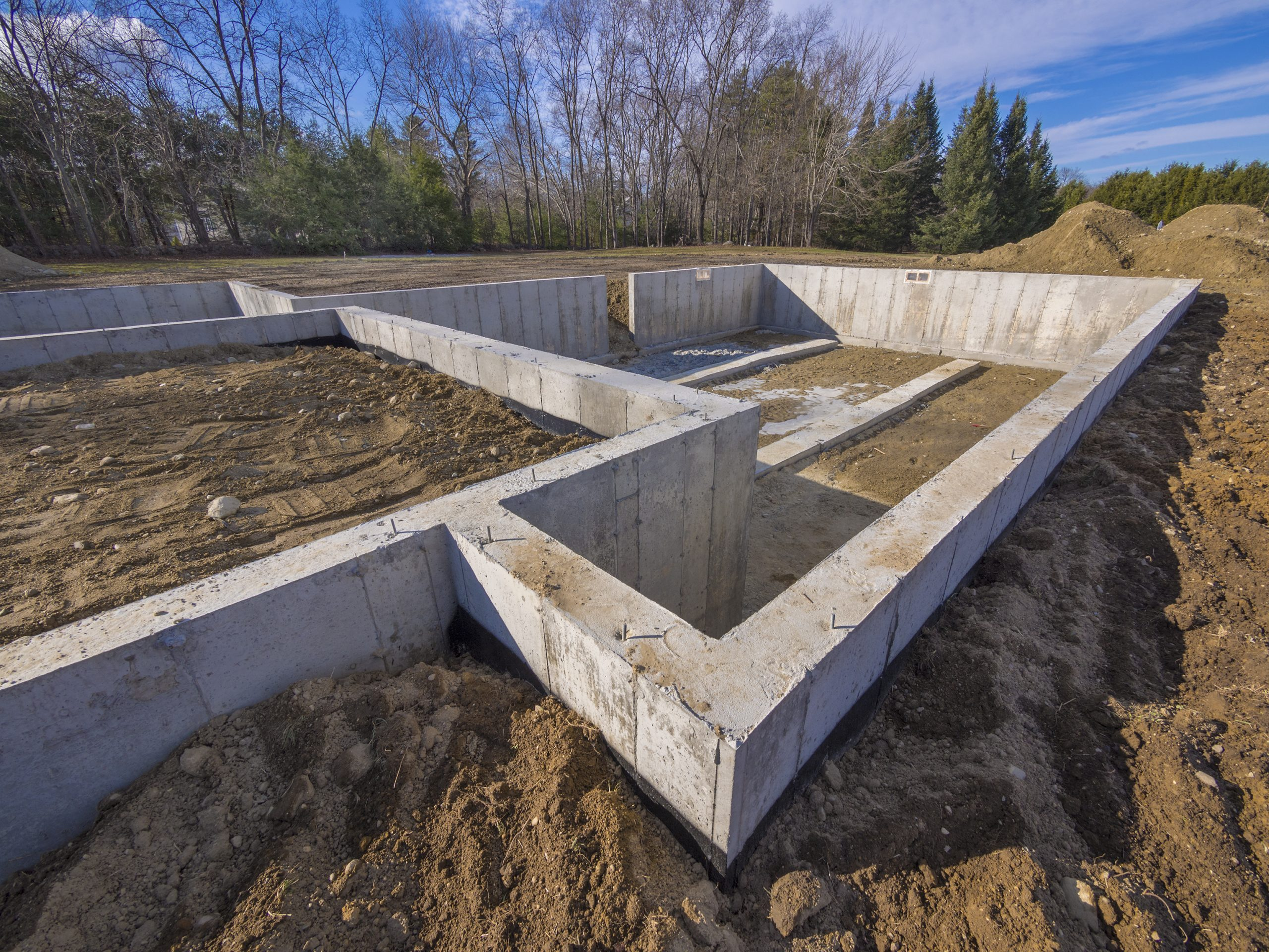 concrete foundation contractors waltham ma