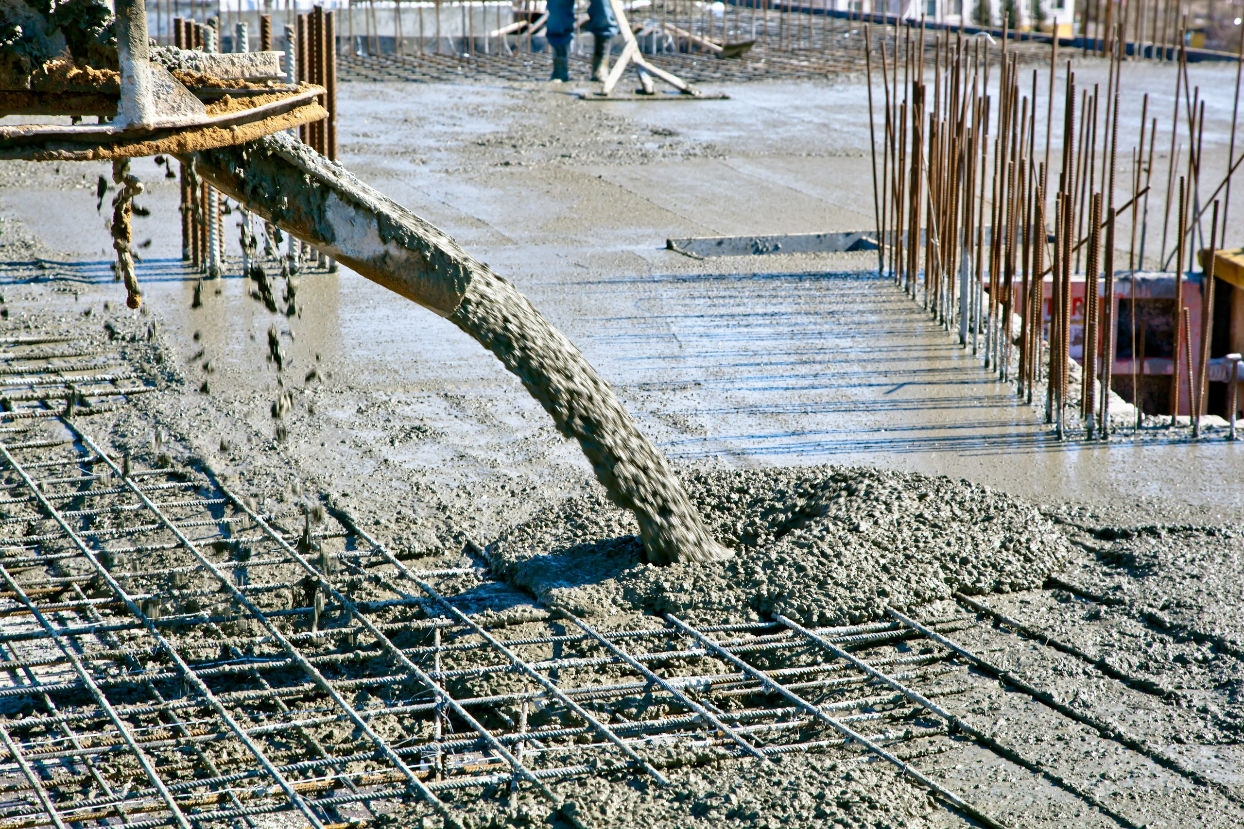 concrete services waltham ma